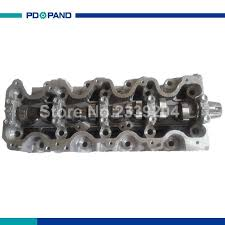 Motor Engine Complete 3C 3CT 3C TE cylinder head Assy11101 64132 FOR ...