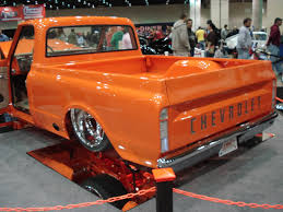 Post pics of your 67-72 Chevy trucks! - Yellow Bullet Forums