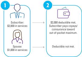 How do health insurance deductibles work? True Family Embedded Deductibles Types Of Deductibles Bcbs Wny