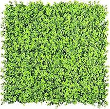 garden mats. Garden Mats Wonderland Set Of 4 Artificial Vertical Gardening Mat With Small Green Leaves For Covering Wall Home Decor Decoration