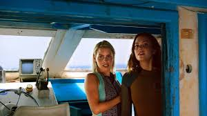 47 Meters Down Review Mandy Moore s Shark Thriller Sinks IndieWire There are safer ways to self actualize than surviving a shark attack of course but movie heroines insist on learning the hard way.