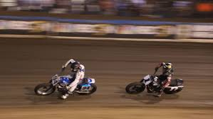 flat track motorcycle racing closes season with strong numbers