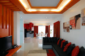 Modern Red Living Room Ideas Best Rooms Interior Image Black White Receiving Room Interior Design