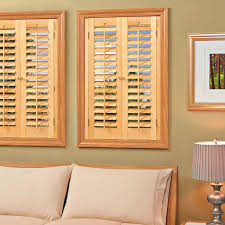 wooden shutters.  Wooden Plantation Light Teak Real Wood Interior Shutter Price Varies By Size With Wooden Shutters