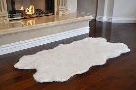 outdoor fabulous white fur rug simplified target sheepskin faux rugs designs white faux fur