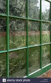 Schmutzige Fenster Alt Schmutzig Glas Fensterscheiben In