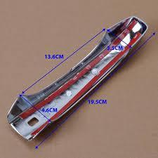 new chrome door handle cover smart keyhole for dodge grand caravan avenger chrysler 300 town