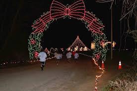 Inner Harbor Light Show Baltimores Best Christmas Lights Displays