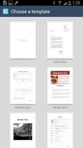 Polaris Office 5 Templates How To Get The Galaxy S4s Polaris Office 5 To Edit Microsoft Office