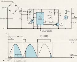 555 timer triggers phase control circuit edn