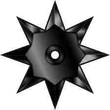 忍者の道具イラスト道具素材のプチッチ