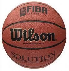 <b>Мяч баскетбольный Wilson</b> Solution купить в Москве — интернет ...