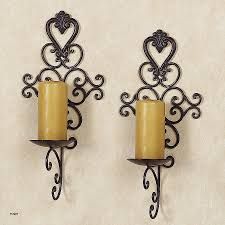 ... Full Size of Lamp metal Wall Sconce Candle Holder Wrought Iron Candle  Wall Decor Pillar