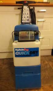 rug doctor pro quick dry carpet and upholstery cleaning machine