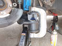 ball joint tool. diy ball joint tool j