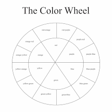 First show color to your pupils, then let them make the activity in the second page. 6 Best Color Wheel Printable For Students Printablee Com