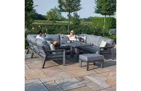 new york u shaped sofa set with
