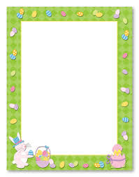 easter stationery easter time stationery letterhead myexpression 9106