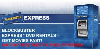 Blockbuster Vending Machines Impressive Blockbuster Express Kiosks Test 4848Night New Release DVD Rentals