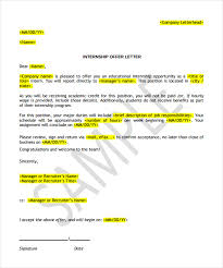 Offer Letter Template - 7+ Free Word, Pdf Documents Download | Free ...