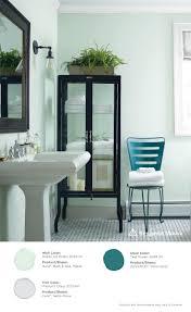 ocean blue paint for bathroom. a bathroom oasis. italian ice green with aura bath \u0026 spa, matte finish (walls); marilyn\u0027s dress aura, semi-gloss (trim); and, teal ocean advance, blue paint for