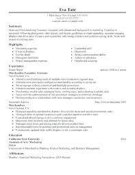 Sample Warehouse Resume