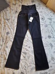 Details About Gap Over Bump Boot Cut Maternity Jeans Gap Size 0r Uk 6 49 95 Rrp