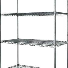 shelf awesome steel shelving rolling wire rack costco