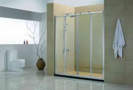 Laminate Bathroom Walls Towel Shelves On The Wall Sliding Glass Shower Door White Color