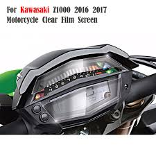 kemimoto for kawasaki z1000 2016 2017 cluster scratch protection