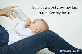 Mother Son Quotes Interesting Little Boy Quotes From Mommy Because He'll Always Be Your Baby
