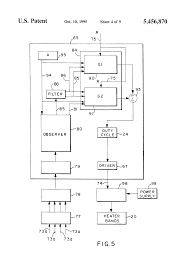 patent us5456870 barrel temperature state controller for patent drawing