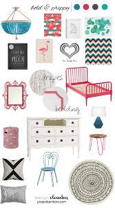 Preppy Bedroom Project Bambino A Bold Preppy Girl Bedroom