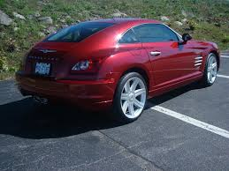 2004 Chrysler Crossfire SRT-6 related infomation,specifications ...