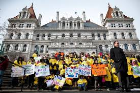 New York Charts Bold Course For Schools Wsj