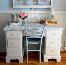 vintage style shabby chic office design. A Vintage Shabby Chic Inspired Office Nook Shabby-chic-style-home-office Vintage Style Shabby Chic Office Design G