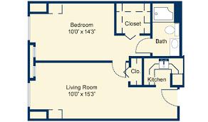 CrestRidge Assisted Living Tour  Crestridge Senior LivingAssisted Living Floor Plan