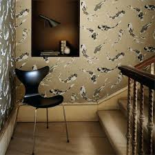 koi fish wallpaper for walls harlequin momentum collection in metal  tranquil swimming wallpapers
