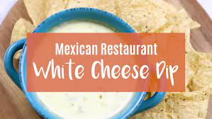 white cheese dip recipe in only 5