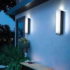 Hess Outdoor Lighting Dahlia 2 Light Led Outdoor Wall Light Led Outdoor Wall
