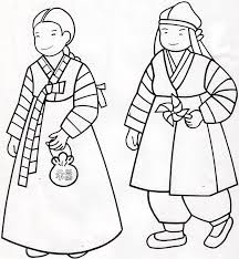 Small Picture korea coloring page colorkickpunchgif 14513 bytes south korean