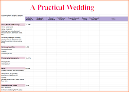 Printable Budgeting Sheets Wedding Budget Spreadsheets Excel Spreadsheet Australia