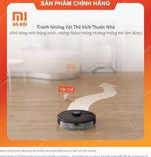 ⭐TRẢ GÓP 0% - Robot hút bụi lau nhà thông minh Xiaomi Roborock S6 Max V  Phiên bản quốc tế - mới nhất 2020: Mua bán trực tuyến Máy hút bụi tự