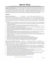 Solar Power Engineer Sample Resume Pre Sales Cover Letter