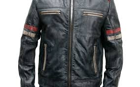 cafe racer vintage leather motorcycle jacket for xtremejackets