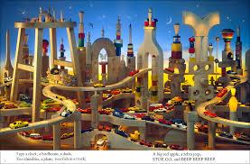 city blocks from i spy fantasy 1994 photographs by walter wick