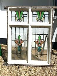 reclaimed front door stained glass front door unprecedented front door stain glass s lead light art