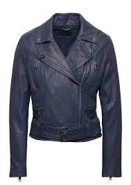 banana republic belted leather moto jacket