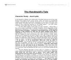handmaids tale essay handmaids tale essay essay com