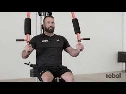 Torros G3 Home Gym Exercise Chart Workout From Home With A Home Gym Cam Byrnes Youtube